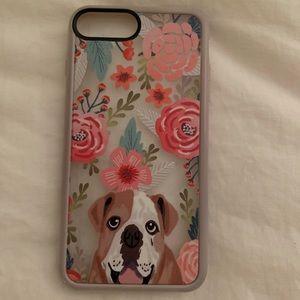 Casetify English Bulldog iPhone 7/8 Plus case